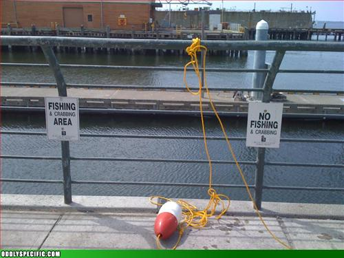 Fishing and Crabbing Limbo