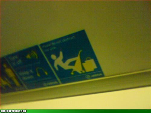Stickman Kicking A Baby