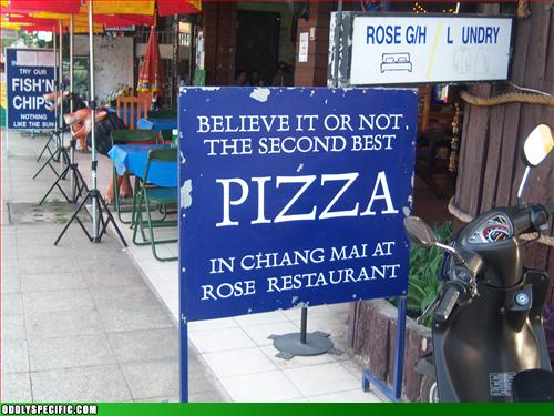 Funny Signs - I Don't Believe It