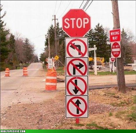 STOP:  Don't Move.