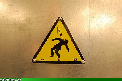Funny Signs - Zap!