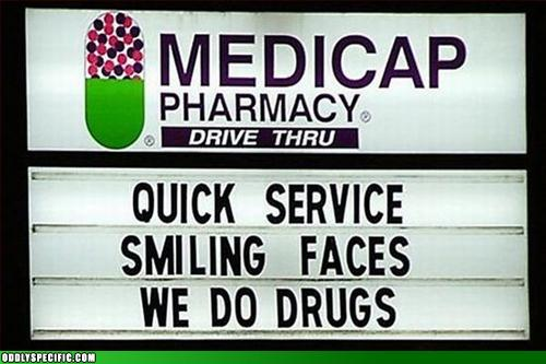 Funny Signs - That Explains The Smiling Faces