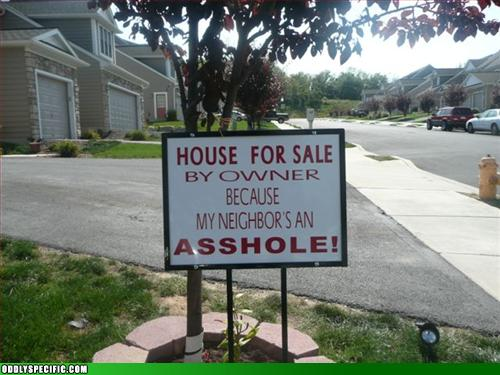Funny Signs - Interesting Angle, Salesmen