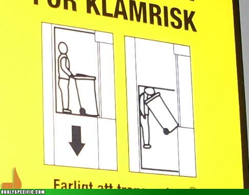Funny Signs - Elevator Problems