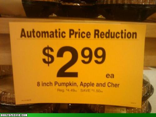 Funny Signs - CHERish This Deal