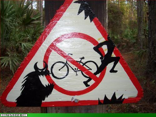 Funny Signs - Grr. Rawr...