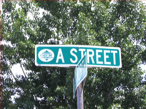Funny Signs - Which Street?