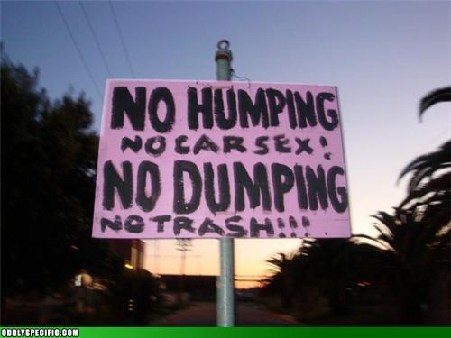 Funny Signs - That's Pretty Catchy!