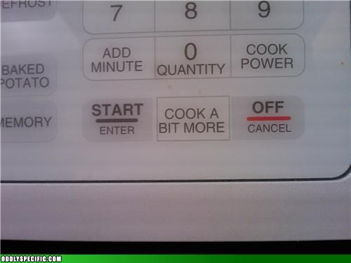 The Vaguest Button Around