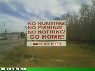 Lonnie ALWAYS Gets to Do Everything!